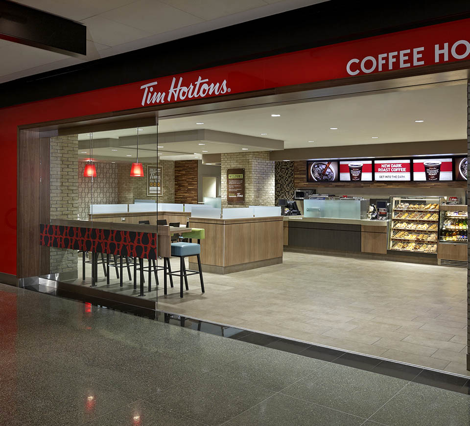 tim hortons case analysis for operation management Learn how the business models of starbucks and dunkin' brands—like franchising—impacted them.