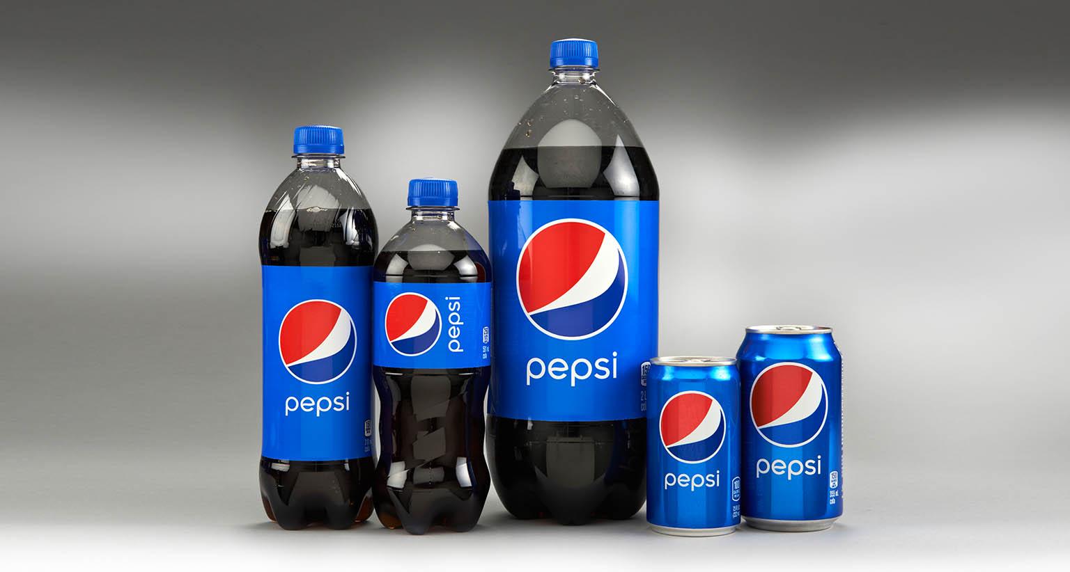 Pepsi Big Bold Blue Shikatani Lacroix Design Inc