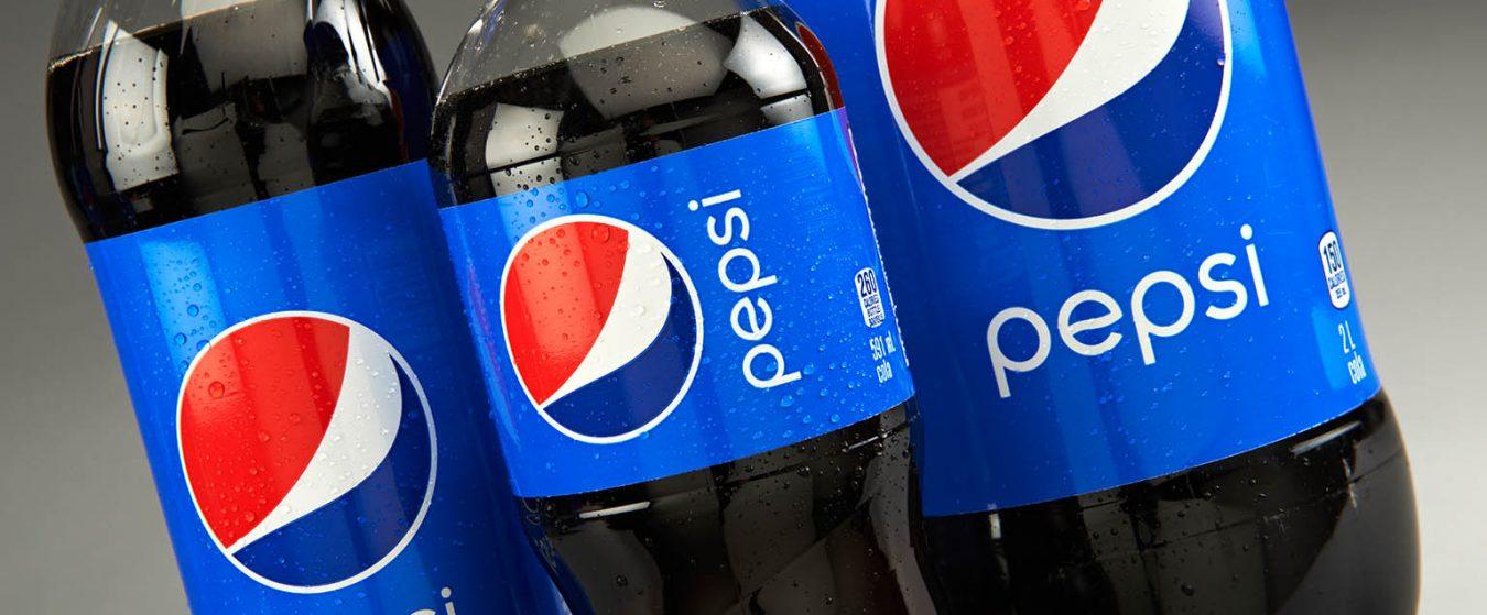 Pepsi Big Bold Blue - SLD