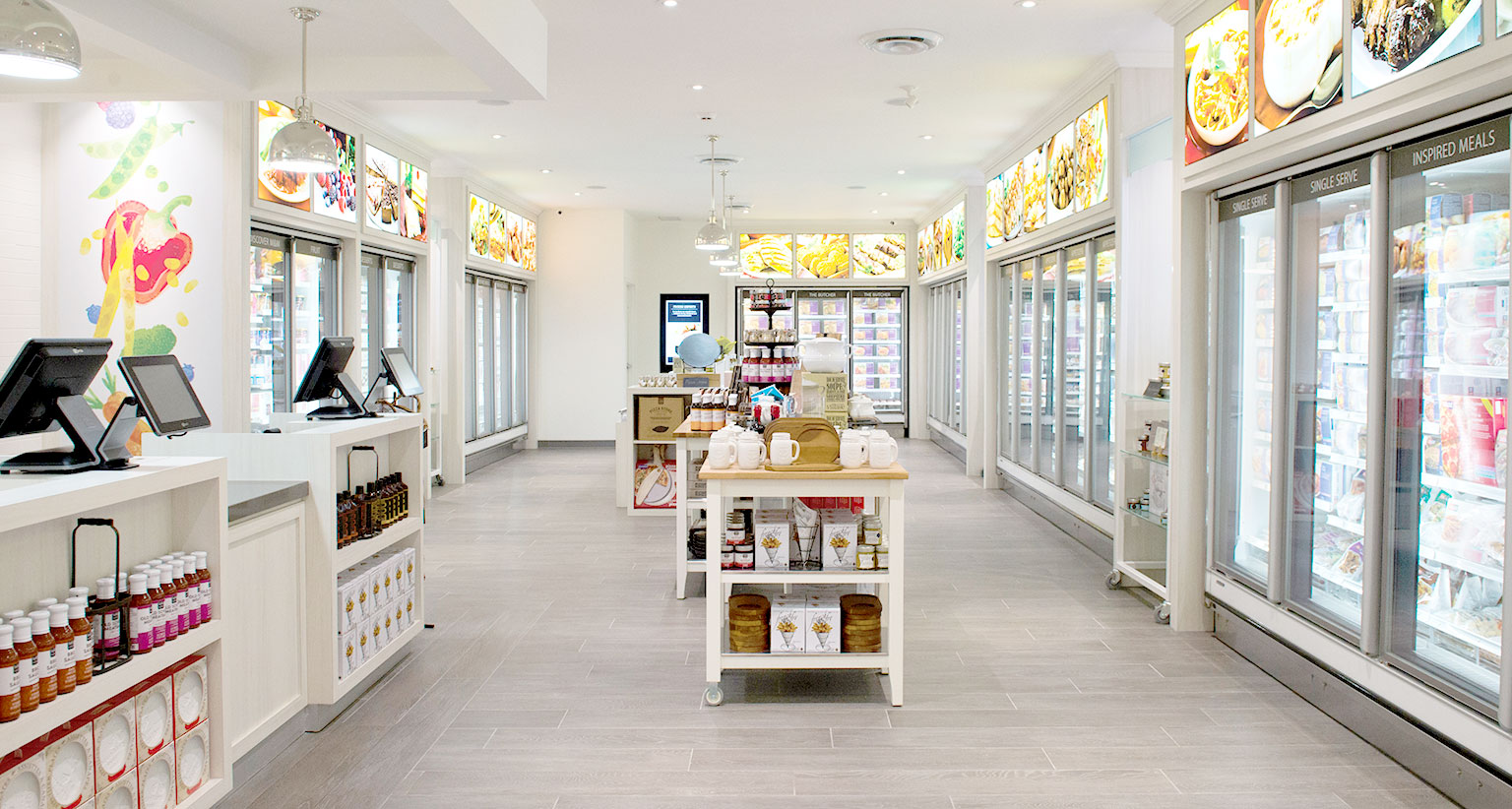 M&M Food Market - Shikatani Lacroix Design Inc.