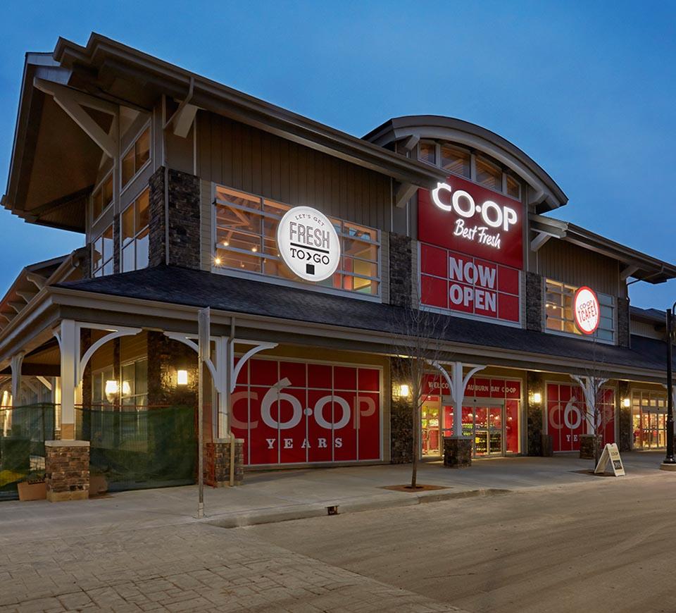 Co Op: Calgary Co-op