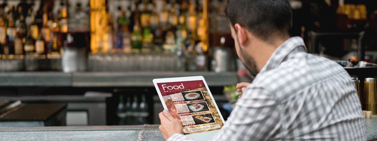 disrupting, The Foodservice Industry is Ripe for Disruption