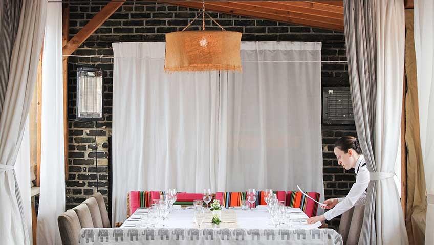 hybrid design, Hybrid Restaurant Design Strategies