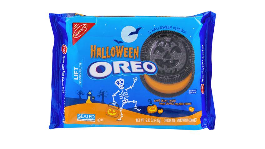Halloween Oreo Packaging