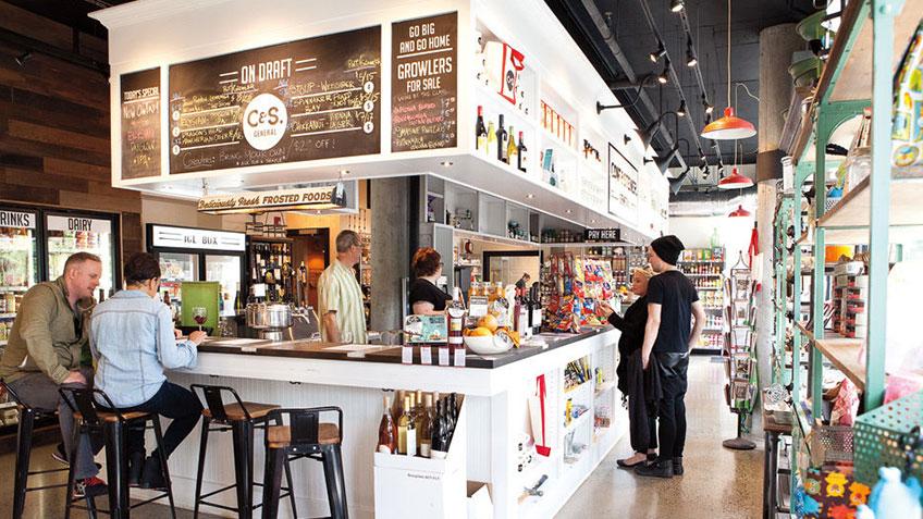 corner or general store