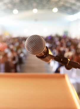 speaking engagements, Speaking Engagements