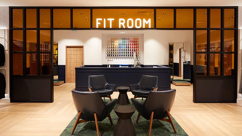 Tip Top Fit Room