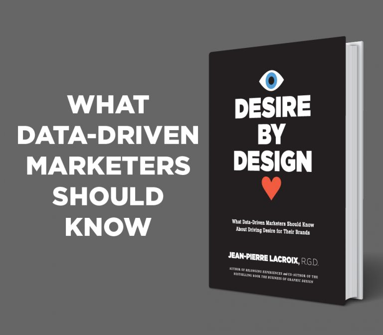 Desire By Design Book What Data-Driven Marketers Should Know