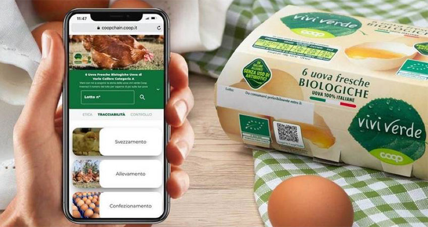 Coop Italia Connected Packaging