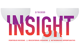 Logo for the Insight 2020 Conference