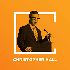 Christopher Hall Think Retail