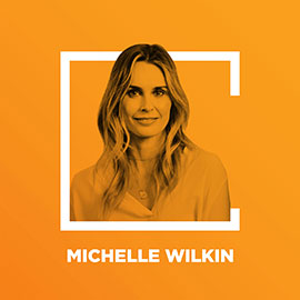 Michelle Wilkin Podcast Headshot