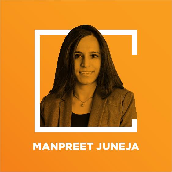 Manpreet Podcast Headshot