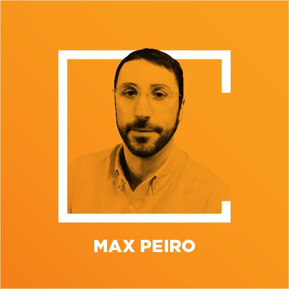 Max Peiro Headshot