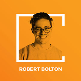 Robert Bolton Podcast Headshot