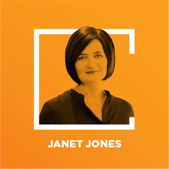 Janet Jones Design Thinking Podcast