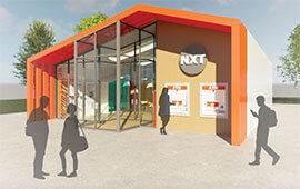 Humber College Bank Design Competition Winner