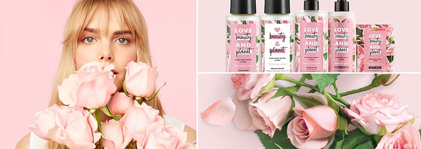 Love Beauty and Planet Website