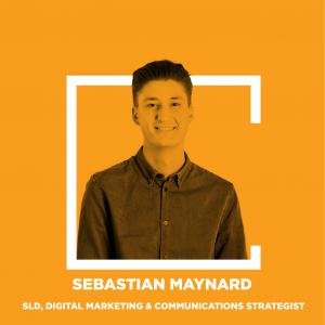 Sebastian Maynard Podcast Headshot